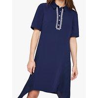 shop for Damsel in a Dress Rosanna Shirt Dress, Navy at Shopo