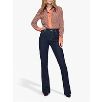 shop for Damsel in a Dress Mea High Waisted Jeans, Blue at Shopo