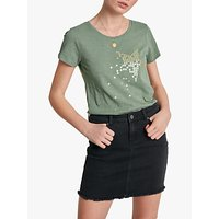 hush Stars In Star Short Sleeve Cotton T-Shirt