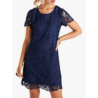 shop for Yumi Rose Tunic Dress, Navy at Shopo