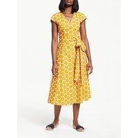 Boden Tori Cotton Midi Dress