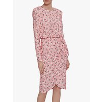 shop for Gina Bacconi Ricci Floral Dress, Pink at Shopo