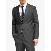 John Lewis and Partners Zegna Wool Tailored Suit Jacket, Grey