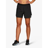 Asics 2-in-1 5.5 Running Shorts, Performance Black