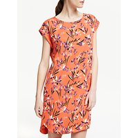Armedangels Hilaa Floral Print Dress, Carrot