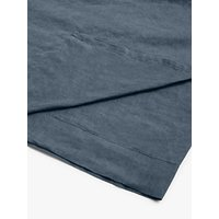 John Lewis and Partners 100% Linen Flat Sheet