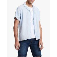 Levis Cubano Linen Cotton Shirt, Skyway