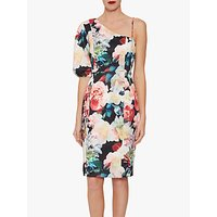 shop for Gina Bacconi Lelia Scuba Dress, Multi at Shopo