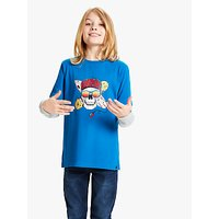 Animal Boys Crosby T-Shirt, Blue