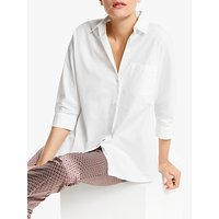 Weekend MaxMara Zanna Cotton Shirt, White
