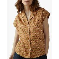 Toast Paisley Print Cotton Shirt