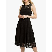 shop for Jolie Moi Fit & Flare Lace Prom Dress at Shopo