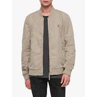 AllSaints Bassett Bomber Jacket, Sutro Grey