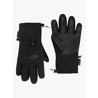 The North Face Montana Etiptm Men's Waterproof Gore-Tex Ski Gloves, TNF Black
