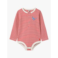 Baby Joule Snazzy Luxe Bodysuit, Red