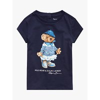 Polo Ralph Lauren Baby Top, Navy