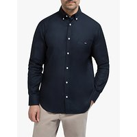Eden Park Regular Fit Cotton Oxford Shirt, Navy