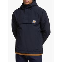 Carhartt WIP Nimbus Pullover Jacket, Dark Navy/White