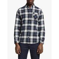 Carhartt WIP Bostwick Check Shirt, Blue