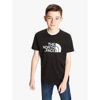 The North Face Boys Logo T-Shirt, Black