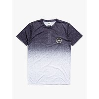 Hype Boys Speckle Fade T-Shirt, Black/White