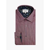 Ted Baker Royarc Micro Puppytooth Shirt