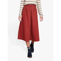 Seasalt Screen Test Skirt, Umber