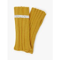 shop for Unmade Brylie Handwarmers, Yellow at Shopo