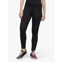 shop for adidas Designed 2 Move Branded High-Rise 7/8 Training Tights, Black at Shopo