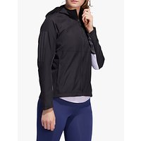 shop for adidas Own The Run Hooded Wind Women's Running Jacket at Shopo