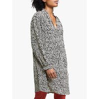 Masai Copenhagen Gunvor Tunic Top, Black/Multi