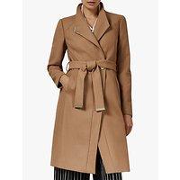 Ted Baker Ellgenc Belted Wool Blend Coat