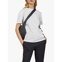 Ted Baker Abbee Cotton Top, White