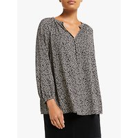 Collection WEEKEND by John Lewis Brooklyn Heart Lavinia, Black/Ivory