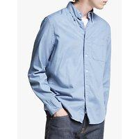 Save Khaki United Button Down Collar Oxford Shirt