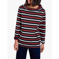 Seasalt Boslowick Sweatshirt, Evening Tide Dark Night