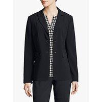 shop for Betty Barclay Tailored Crepe Jacket, Dark Sky at Shopo