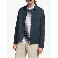 shop for It's All Good Folk GOTS Organic Cotton Twill Combo Jacket, Navy at Shopo