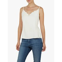 Ted Baker Siina Scallop Detail Top