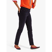 shop for Boden Straight Slim Cord Jeans, Navy at Shopo