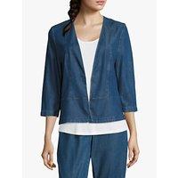 shop for Betty & Co. Denim Jacket, Blue Denim at Shopo