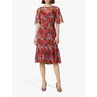 shop for L.K.Bennett Boe Floral Midi Dress, Multi at Shopo
