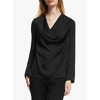 shop for John Lewis & Partners Cowl Neck Top at Shopo