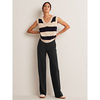 shop for Boden Hampshire Ponte Trousers at Shopo
