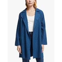 shop for John Lewis & Partners Relaxed Boucle Textured Coatigan at Shopo