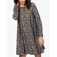 Brora Liberty Swing Dress, Multi