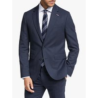 Tommy Hilfiger Stretch Wool Slim Fit Two Piece Suit, Navy