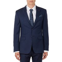 Ted Baker Ovract Birdseye Wool Suit Jacket, Navy