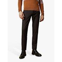 Ted Baker Speck Semi Plain Slim Fit Trousers