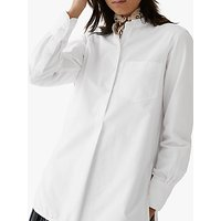 Toast Cotton Oxford Shirt, Off White
